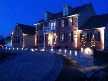 aspinall s landscaping landscape lighting syracuse ny