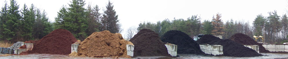 Bulk mulch and stone delivery aspinall 39 s landscaping and for Landscaping rocks delivered